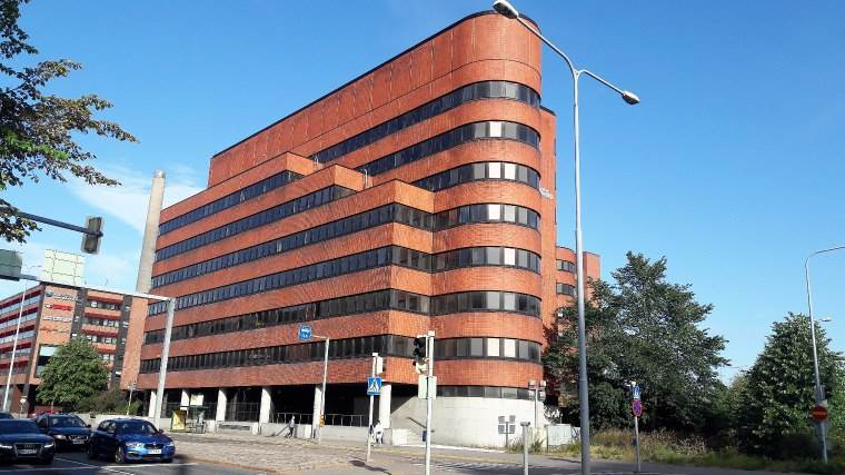 Porkkalankatu 3, Ruoholahti, Helsinki