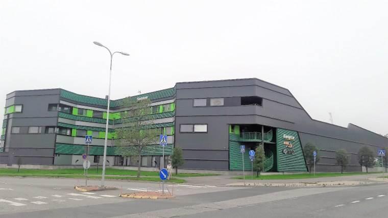 Perintötie 8, Aviapolis, Vantaa