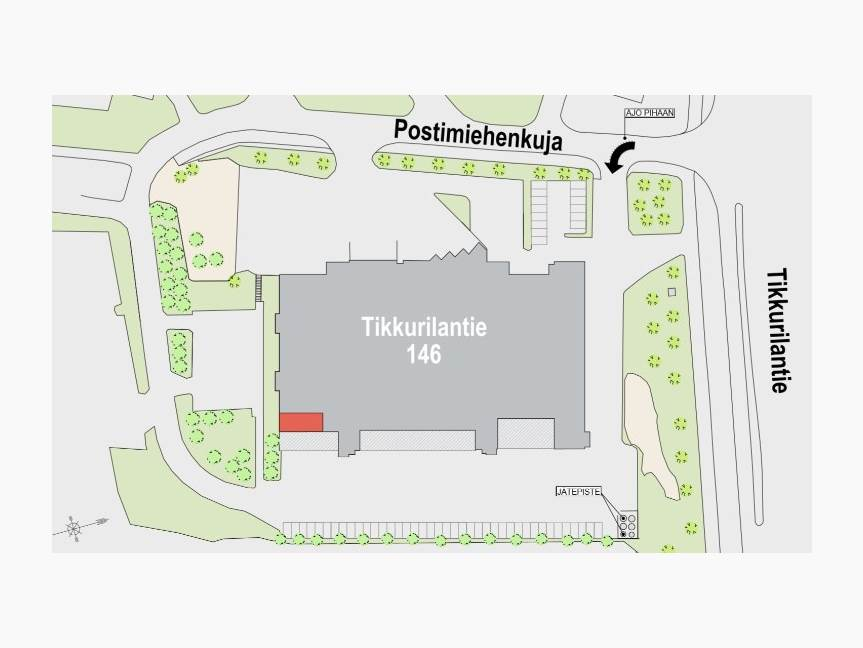 Tikkurilantie 146, Viinikkala, Vantaa