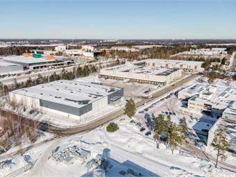 Vapaat Tuotantotilat Vantaa Sivu 7 Toimitilat Kauppalehti