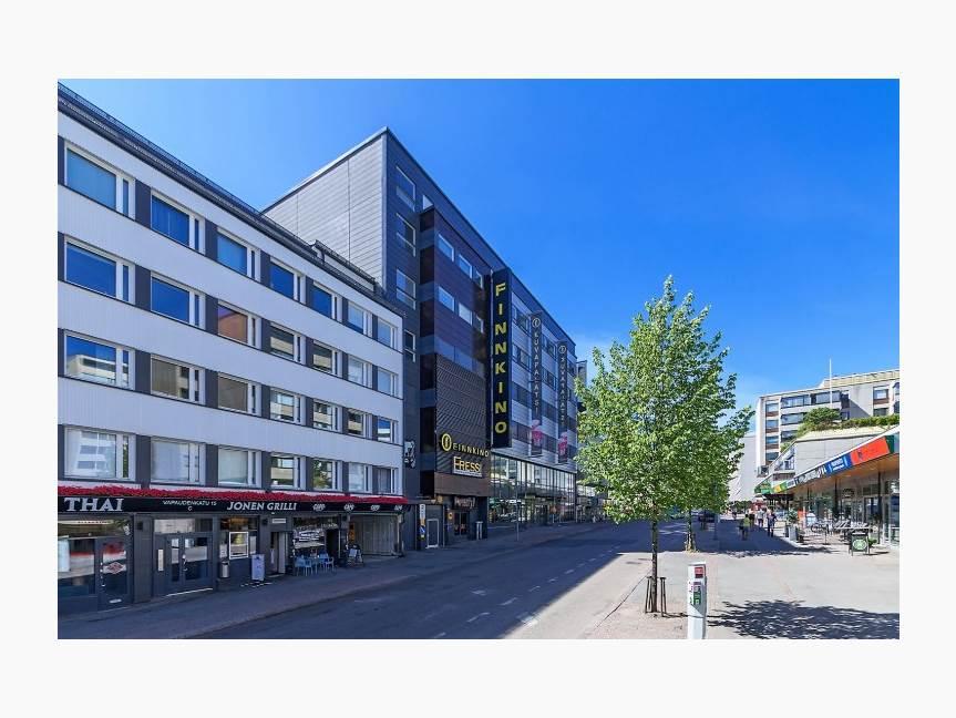 Vapaudenkatu Lahti