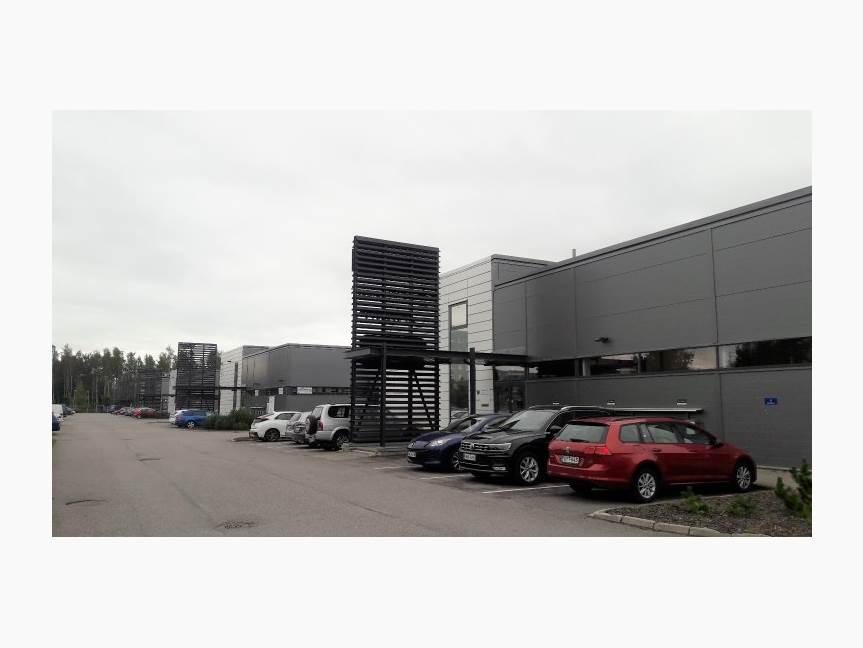 Puutarhatie 20 B, Koivuhaka, Vantaa