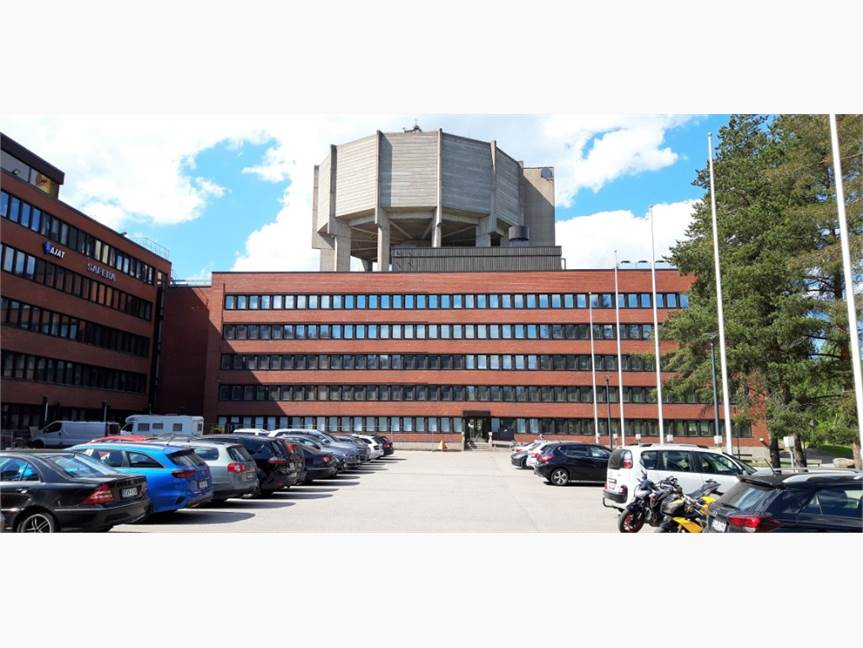 Tekniikantie 4 B, Otaniemi, Espoo