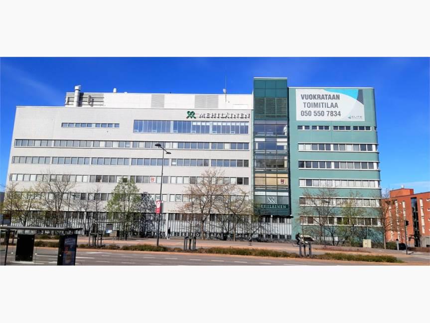 Piispanportti 10, Matinkylä, Espoo