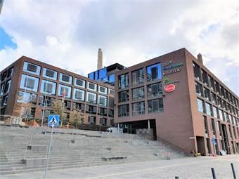 Toimitila, Salmisaarenaukio 1, Ruoholahti, Helsinki