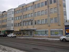 Toimitila, Itsenäisyydenkatu 42, liike/toimisto/varastotilaa, Pori