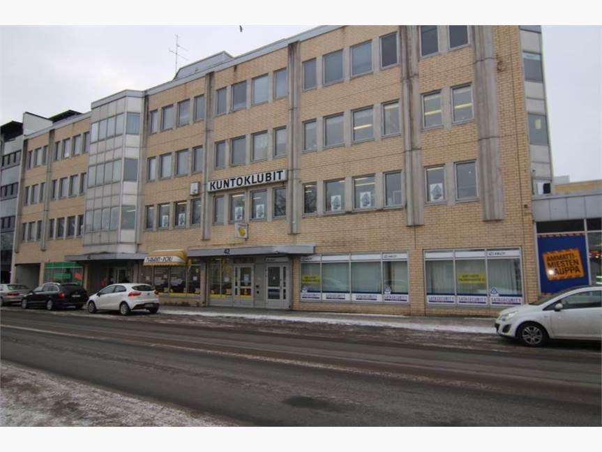 Itsenäisyydenkatu 42, , liike/toimisto/varastotilaa, Pori