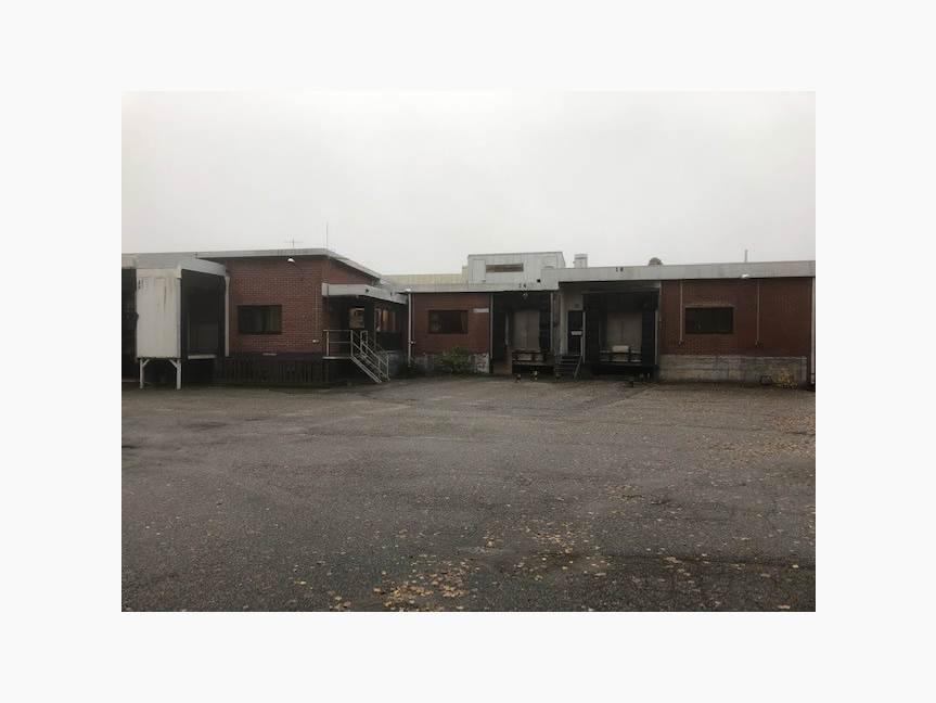 Uhrilähteenkatu 4, työ- ja varastotilaa, Salo