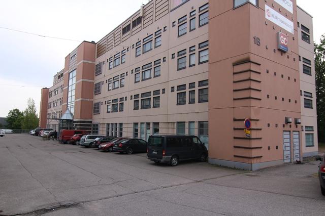 Mikkolantie 1 B, toimistotilaa, Helsinki