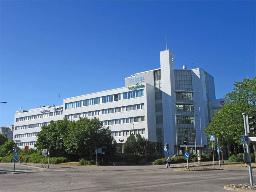 Lintuvaarantie 2, Leppävaara, Espoo