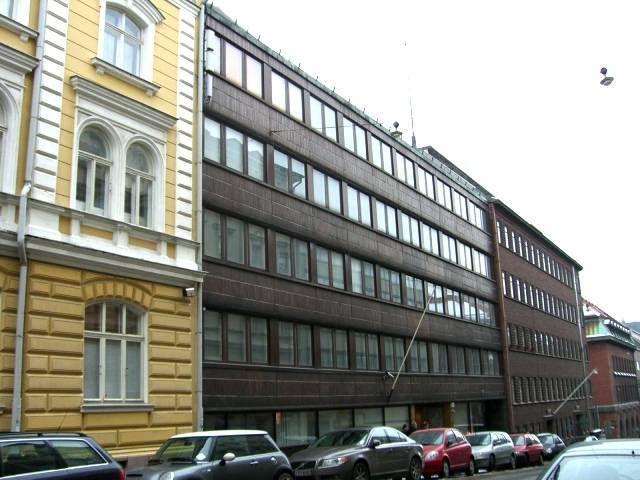Kalevankatu 20, Kamppi, Helsinki