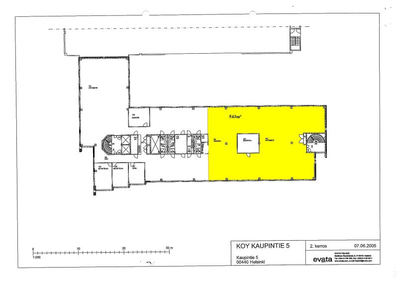 Pohjakuva 543 m2 PDF- KLIKKAA