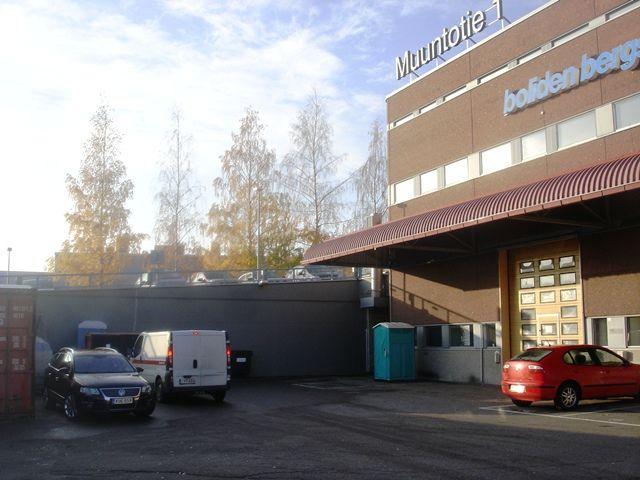 Muuntotie 1, Pakkala, Vantaa