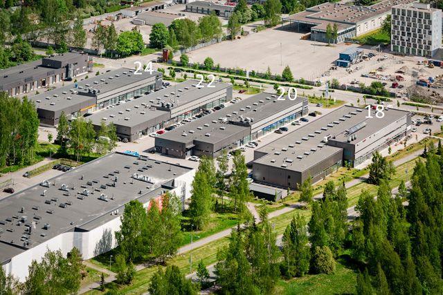 Puutarhatie 24, Koivuhaka, Vantaa
