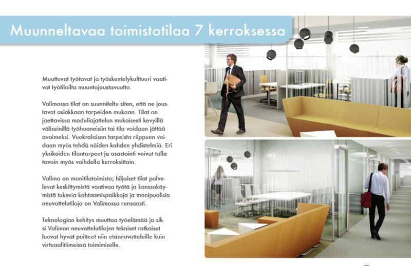 Valimotie 14, Pitäjänmäki, Helsinki
