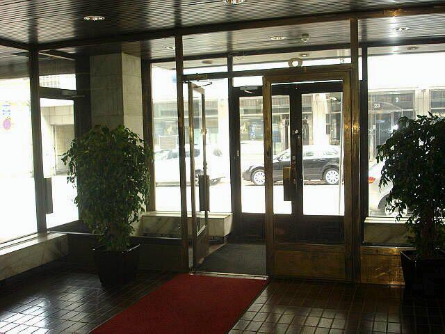 ala-aula sisäänkäynti
