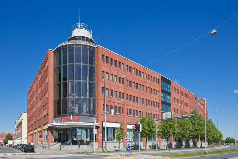 Hermannin Rantatie 10, Sörnäinen, Helsinki