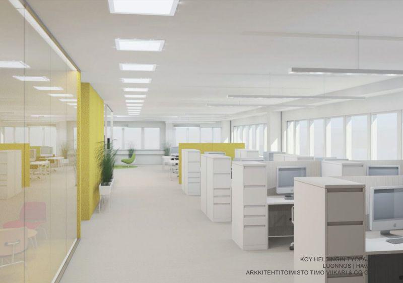 arkkitehtiluonnos
