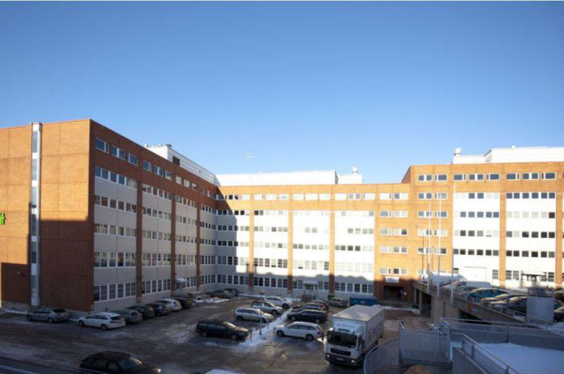 Hiomotie 3, Pitäjänmäki, Helsinki