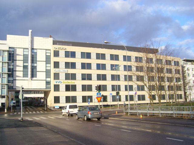 Vernissakatu 1, Tikkurila, Vantaa