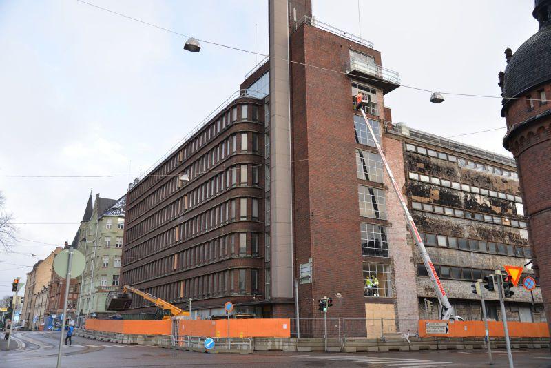 Satamakatu 3, Katajanokka, Helsinki