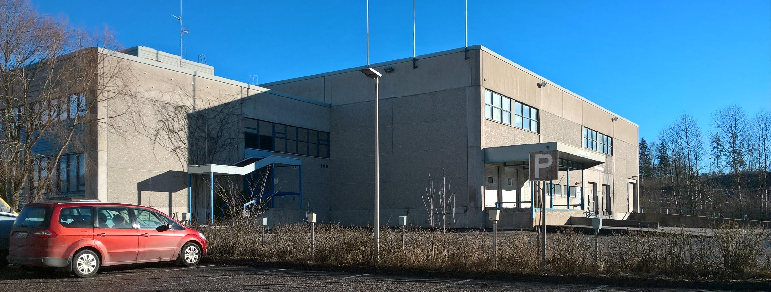 Toimitila, Riihikuja 5, Varisto, Vantaa