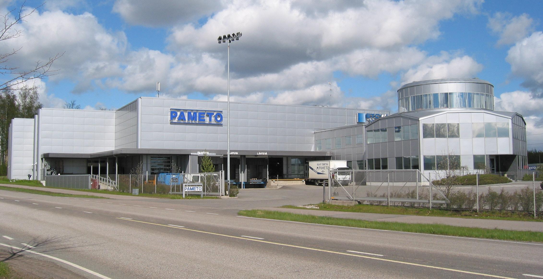 Toimitila, Kiitoradantie 1, Seutula, Vantaa