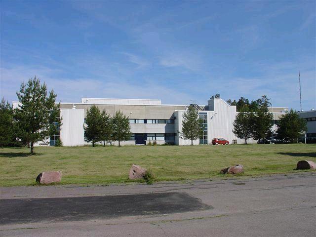 Toimitila, Ruukintie 18, Kivenlahti, Espoo