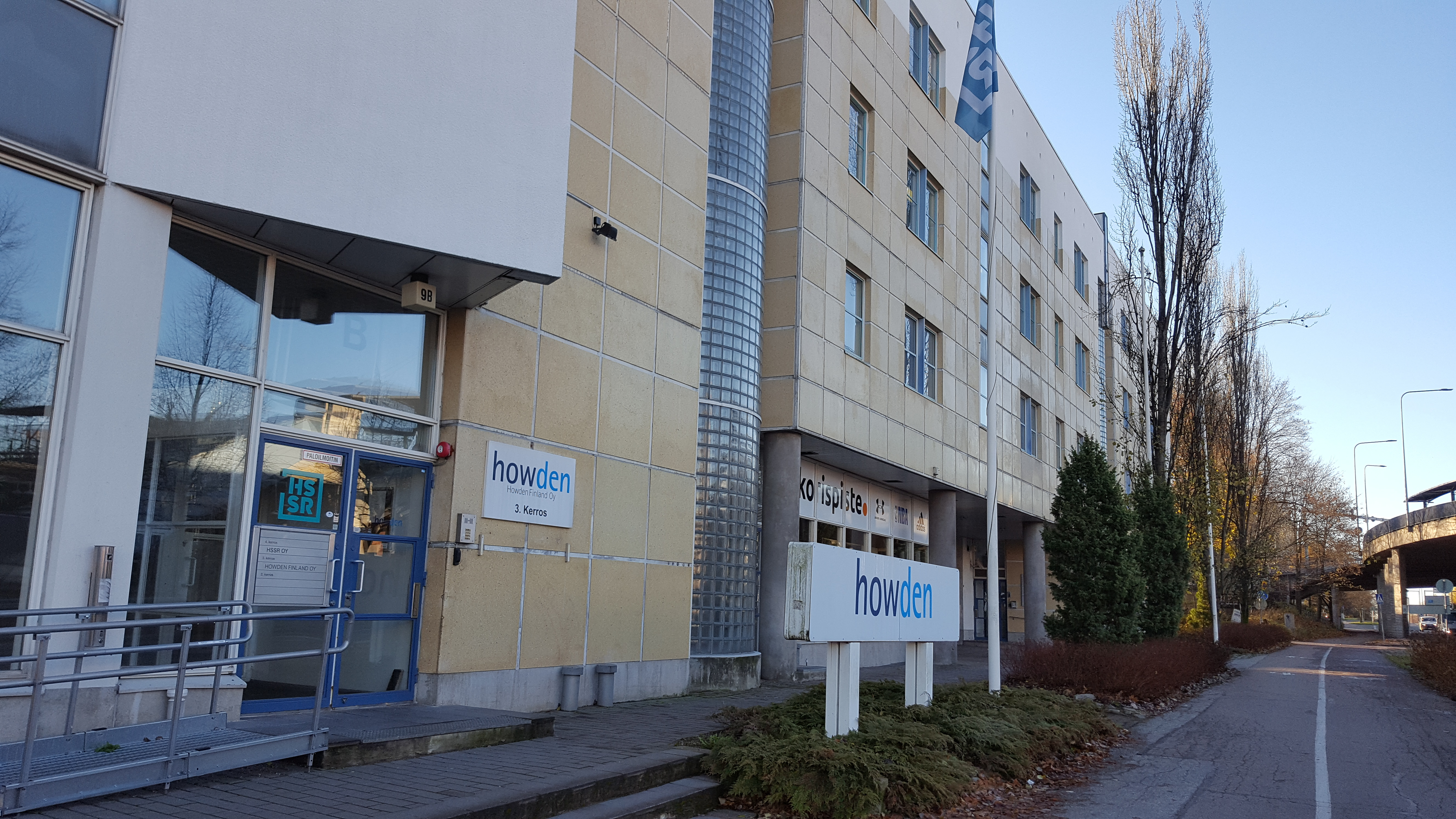Toimitila, Malminkaari 9, Malmi, Helsinki