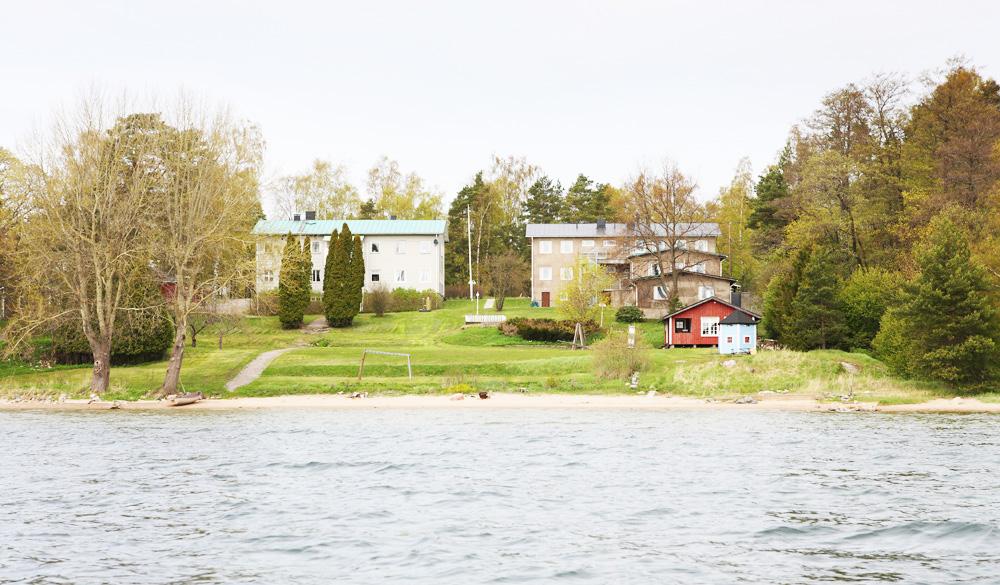 Satamatie 38-40, Lappohja, Hanko