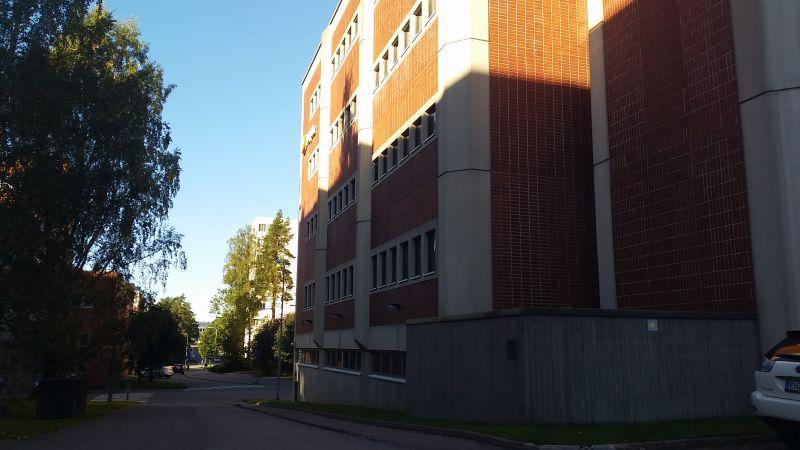 Hiomotie 5, Pitäjänmäki, Helsinki