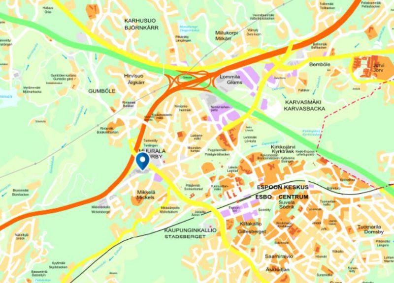 Mikkelänkallio 3, Muurala, Espoo
