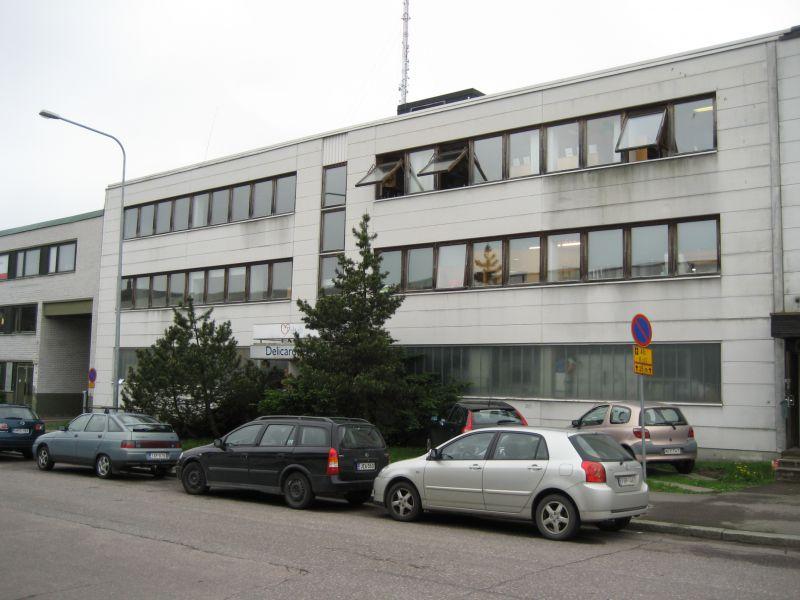 Pulttitie 18, Roihupelto, Helsinki