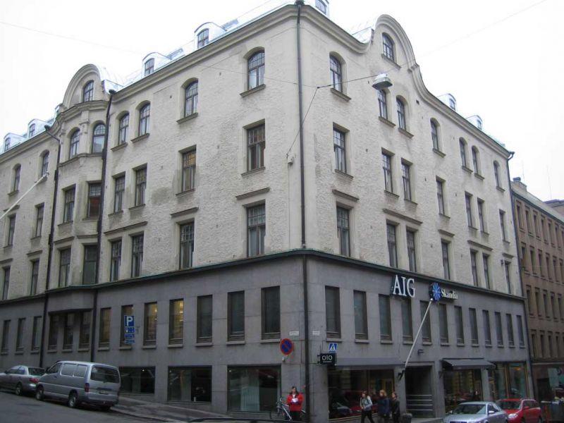 Toimitila, Rikhardinkatu 1, Kaartinkaupunki, Helsinki