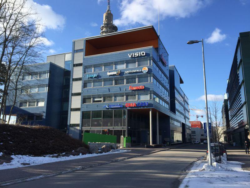 Toimitila, Televisionkatu 2, Pasila, Helsinki