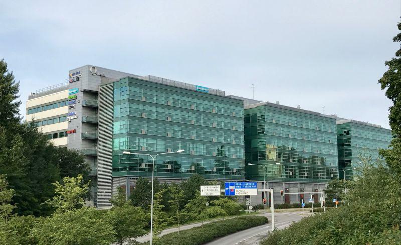 Toimitila, Linnoitustie 2a, Leppävaara, Espoo