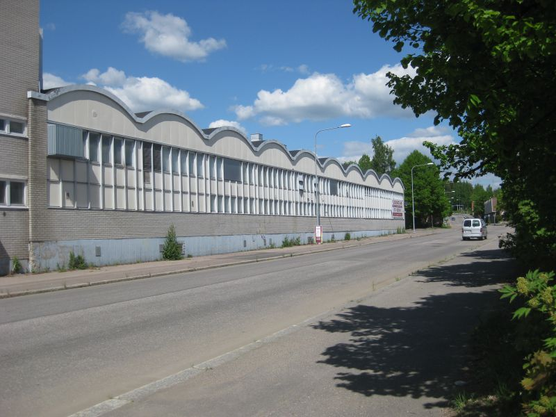 Toimitila, Sopenkorvenkatu 9, Lahti