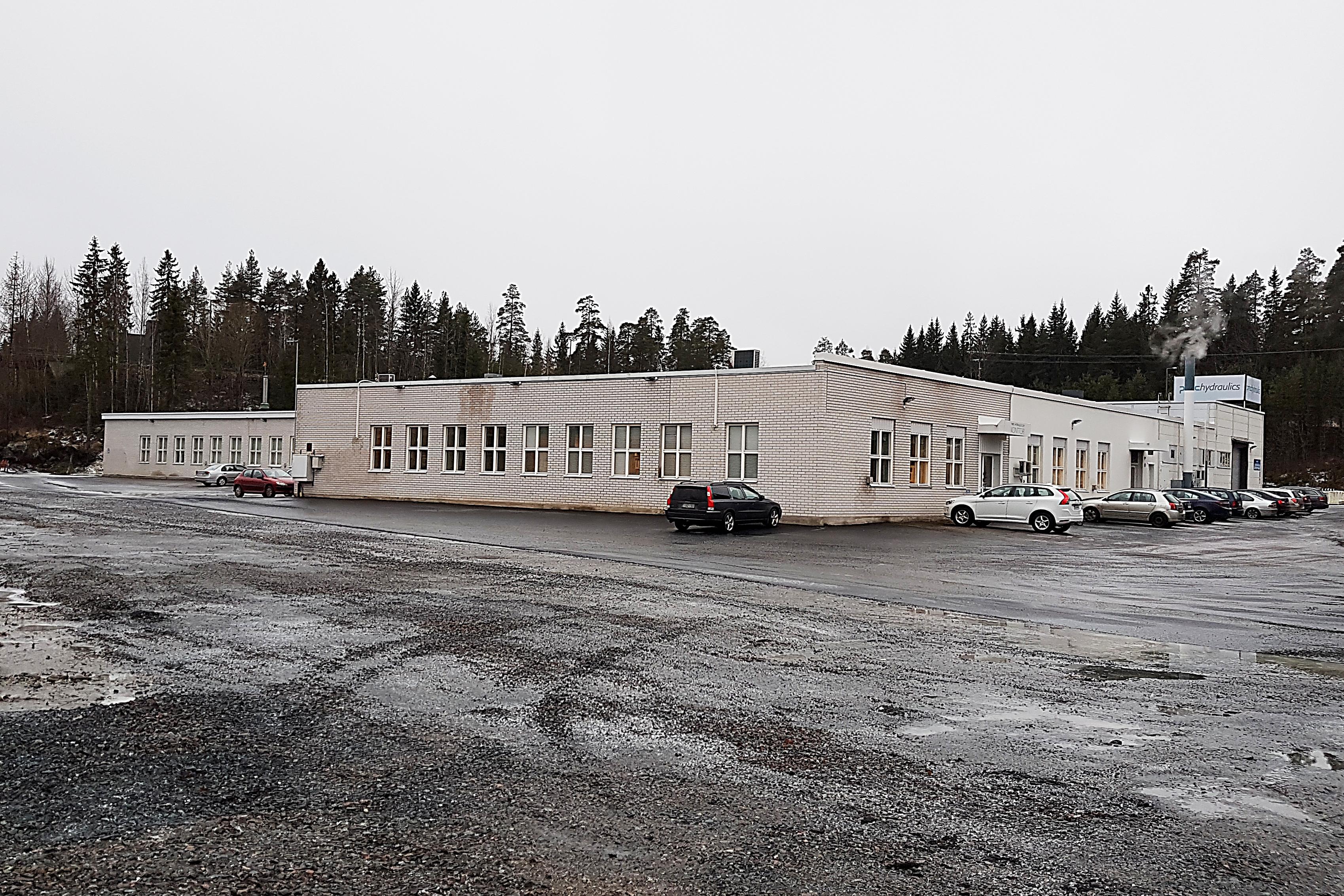 Toimitila, Tatekanpolku 2, Sääksjärvi, Lempäälä
