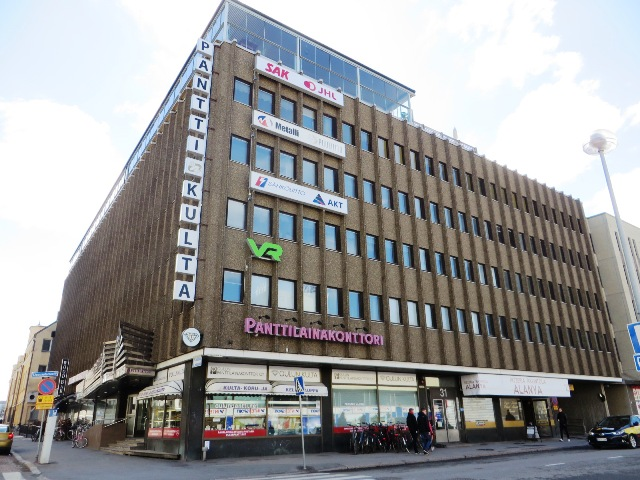 Mäkelininkatu 31, keskusta, Oulu