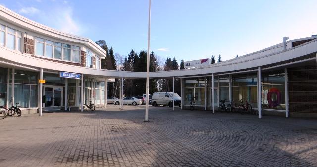 Toimitila, Jokelantie 1, Oulu