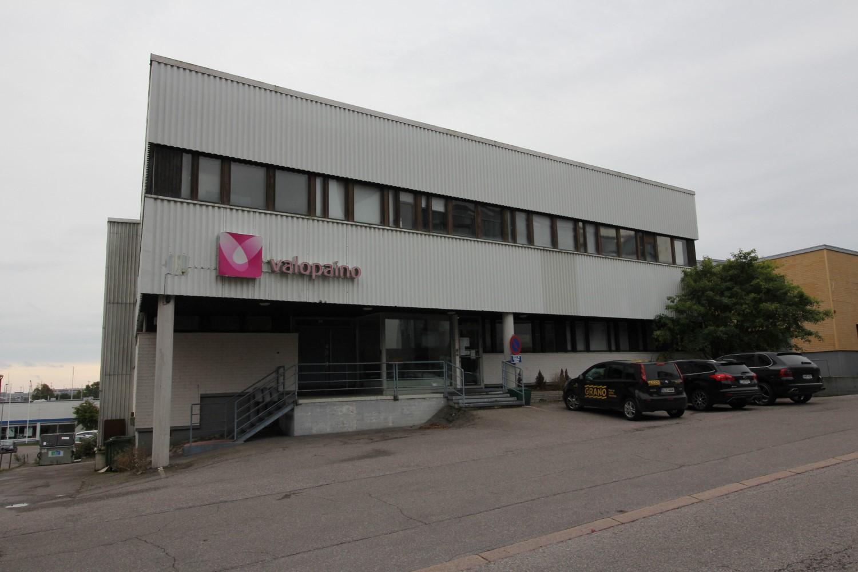 Toimitila, Vattuniemenkatu 7, Lauttasaari, Helsinki