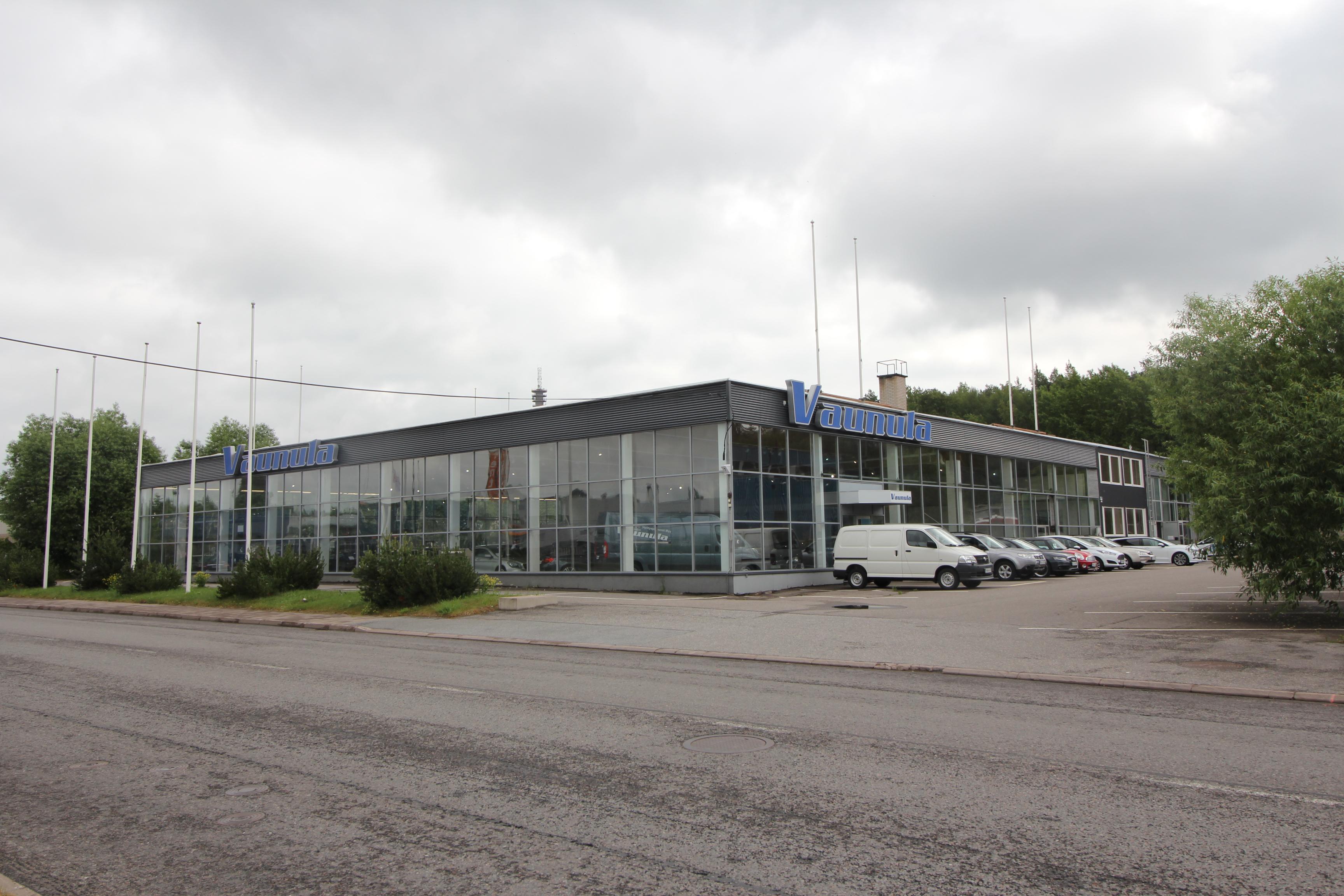 Toimitila, Tierankatu 7, Itäharju, Turku