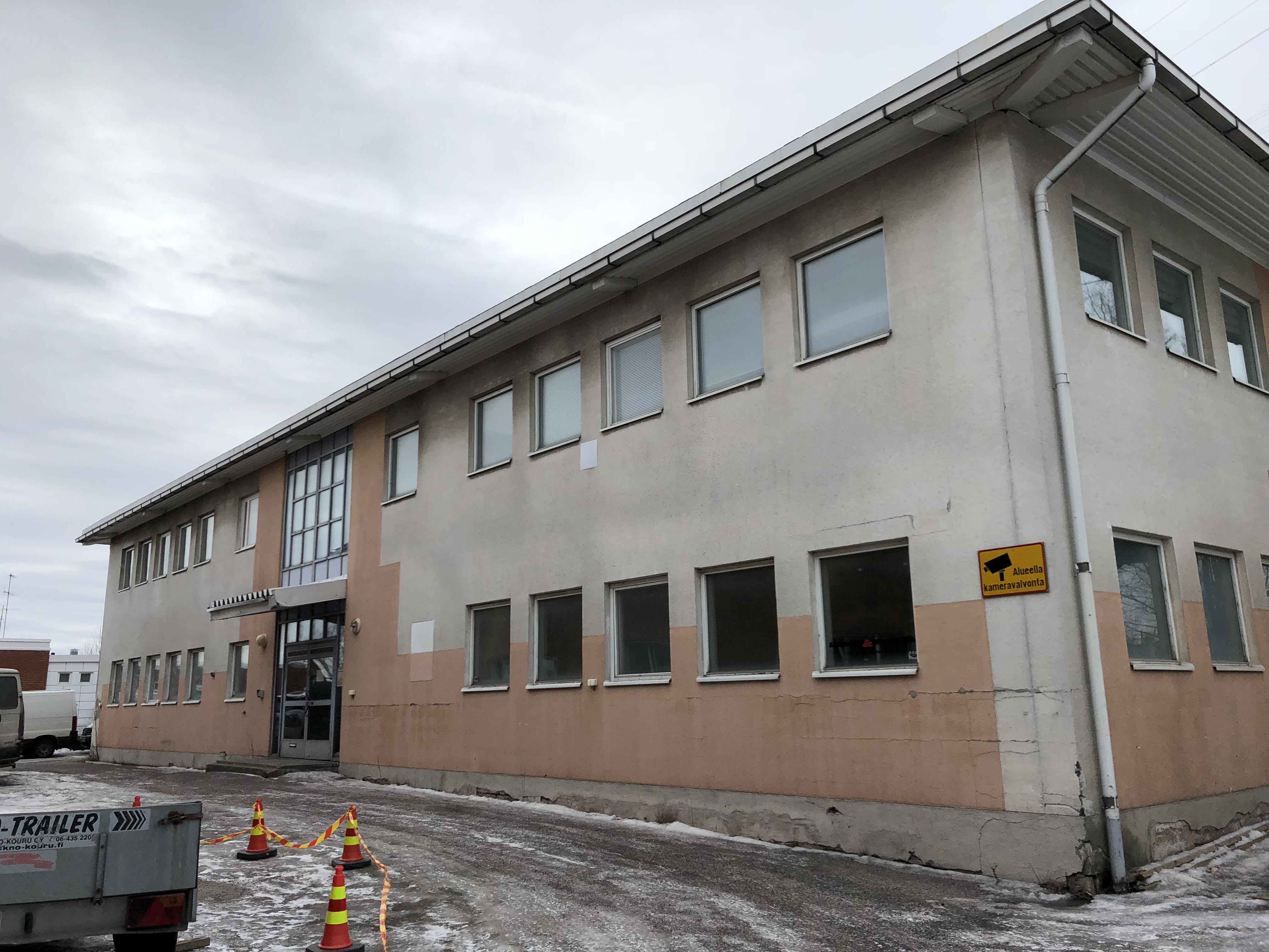 Toimitila, Läkkisepäntie 20 B, Metsälä, Helsinki