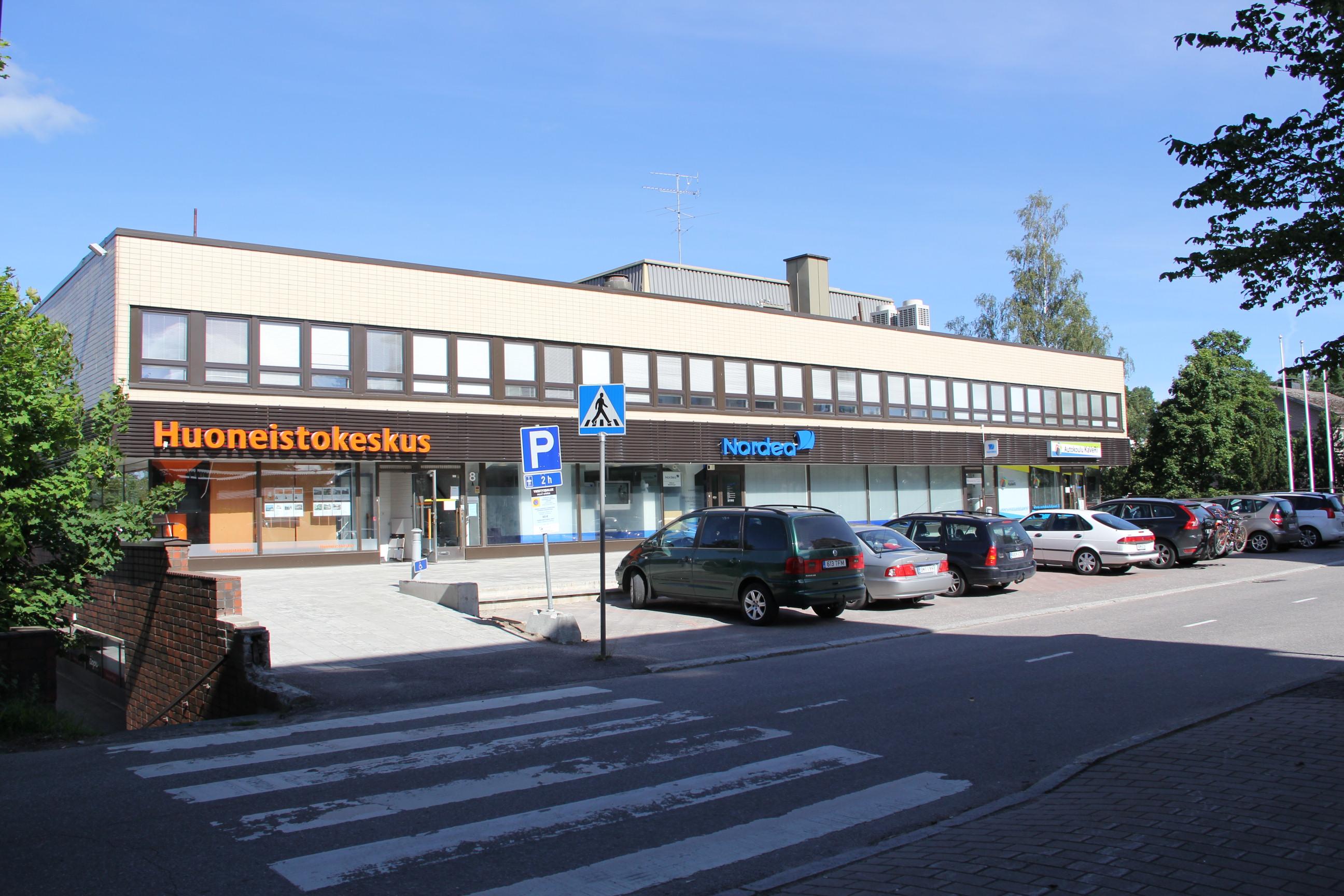Kauppatie 8, Hyrylä, Tuusula