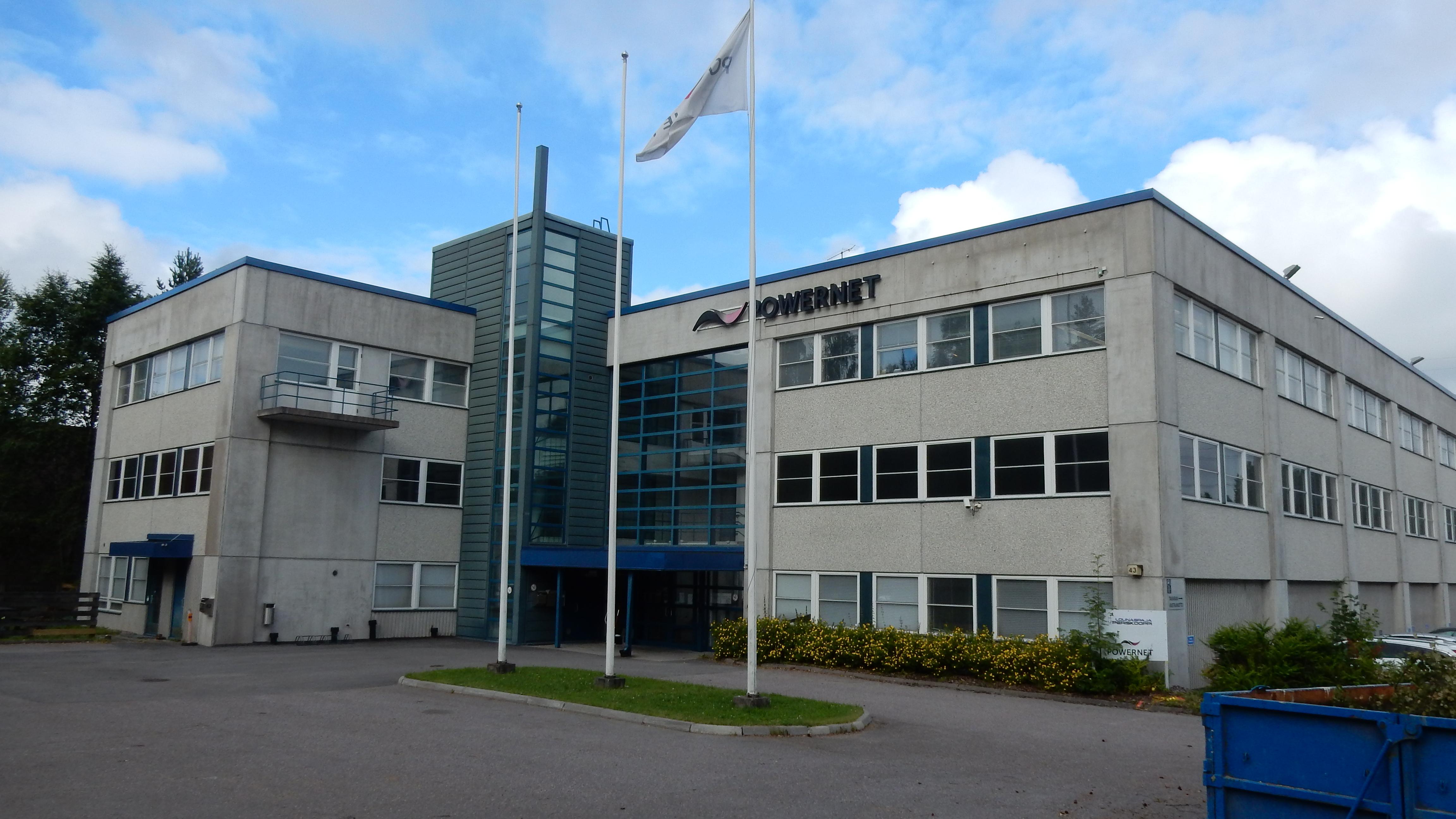 Toimitila, Martinkyläntie 43, Varisto, Vantaa
