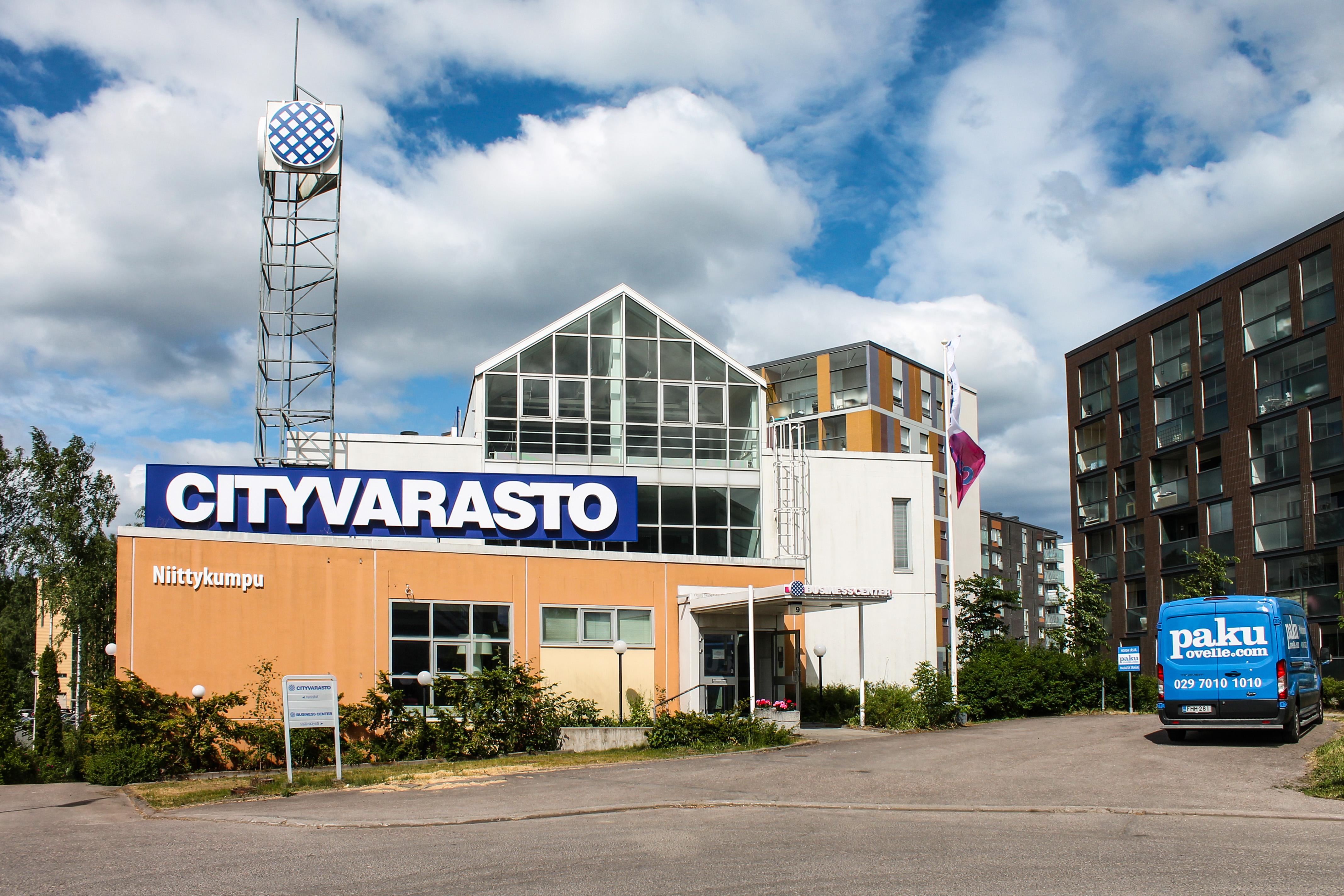 Toimitila, Taivalmäki 9, Niittykumpu, Espoo