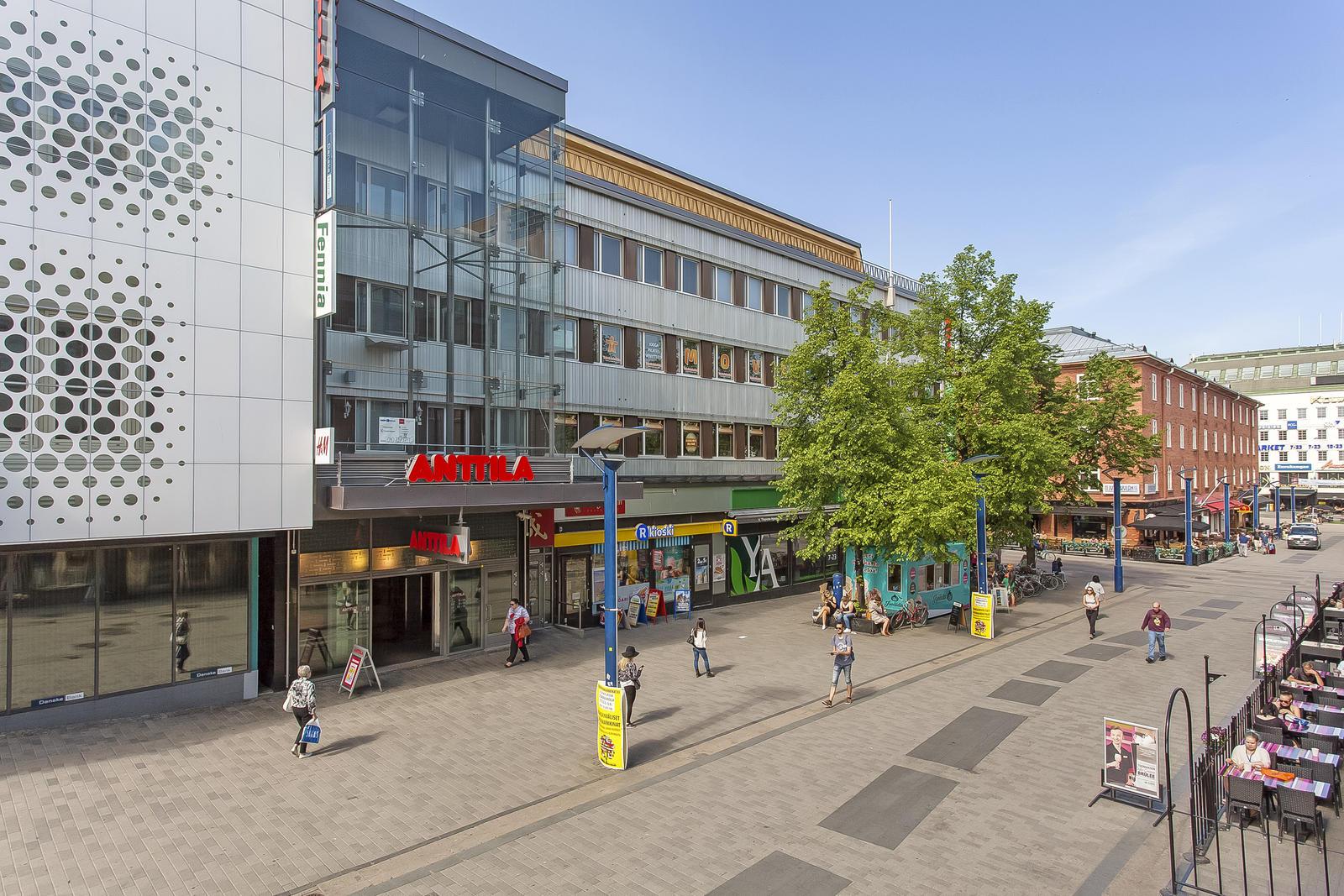 Kauppakatu 39, Jyväskylä, Jyväskylä