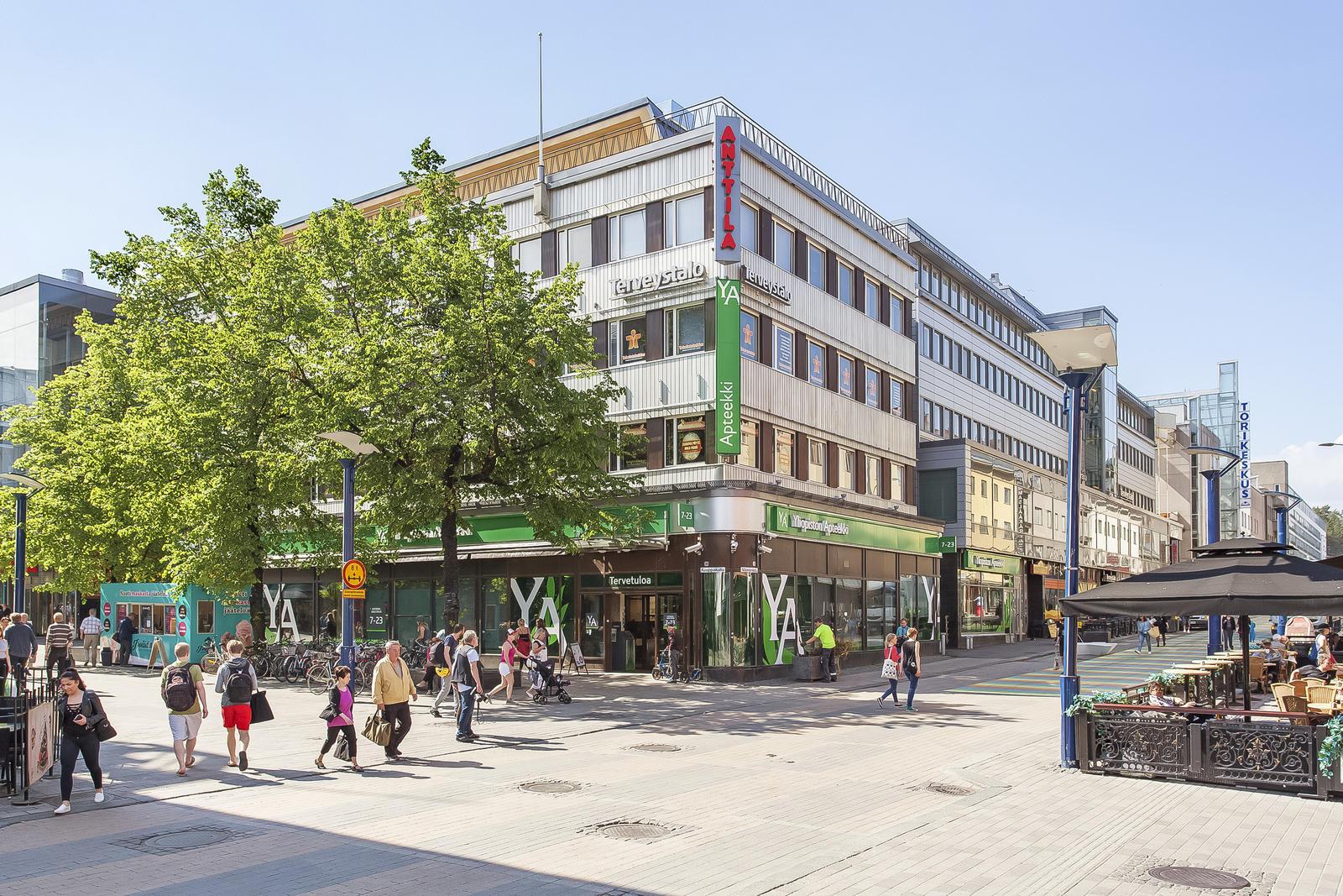 Toimitila, Kauppakatu 39, Jyväskylä, Jyväskylä