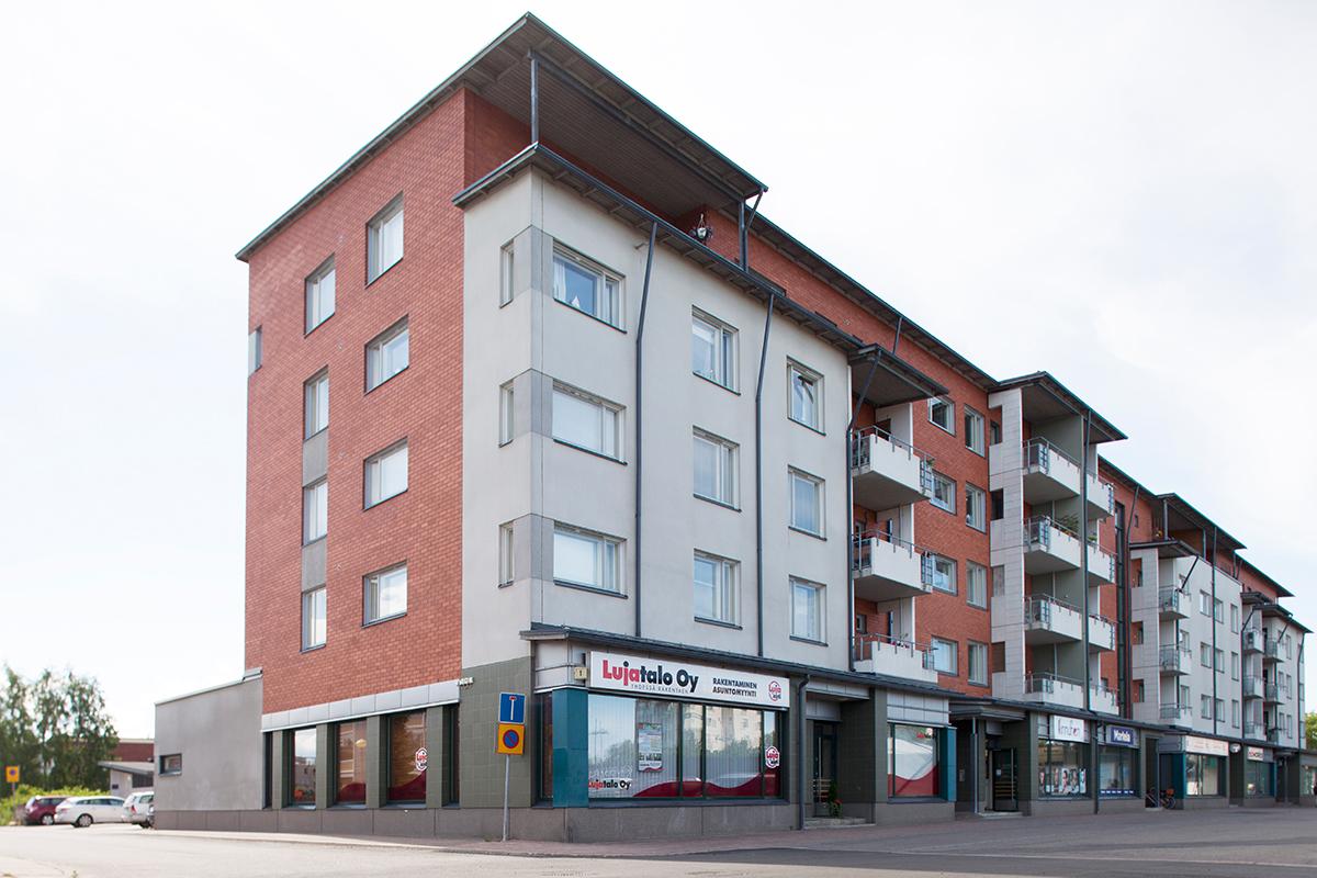 Toimitila, Kievarinkatu 1, Keskusta, Lappeenranta