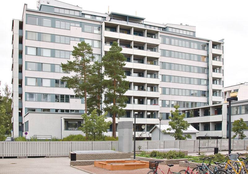 Toimitila, Ulappasaarentie 4, Vuosaari, Helsinki